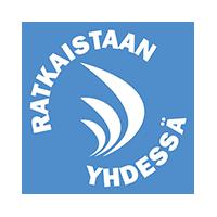 Ratkaistaan yhdessä hankkeen logo