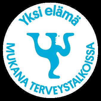 Yksi elämä -terveystalkoiden logo