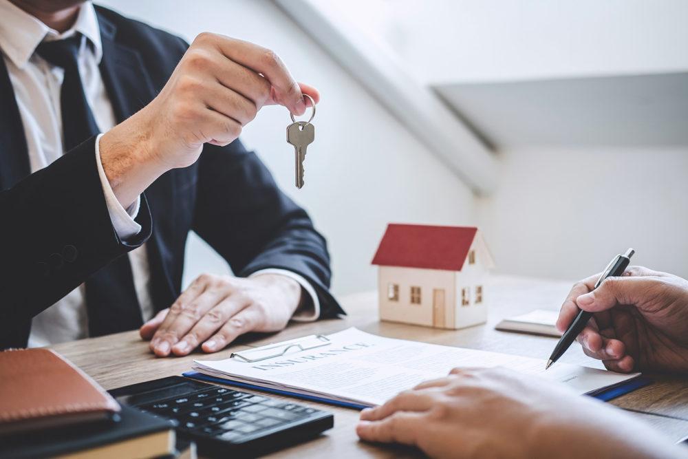 Asuntokaupan allekirjoitus