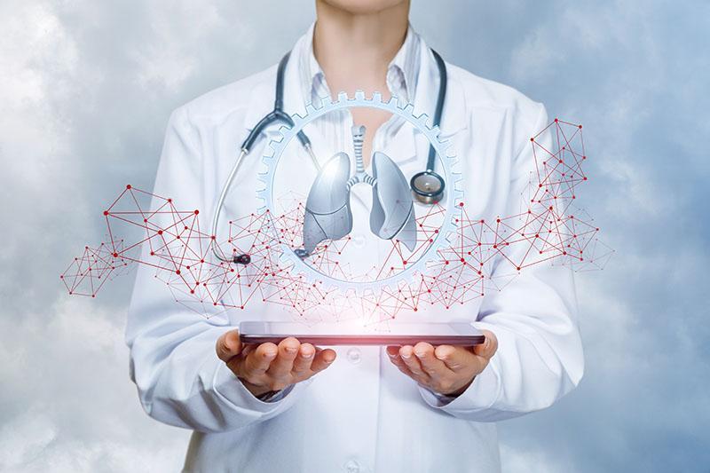 keuhkot lääkäri tutkimus