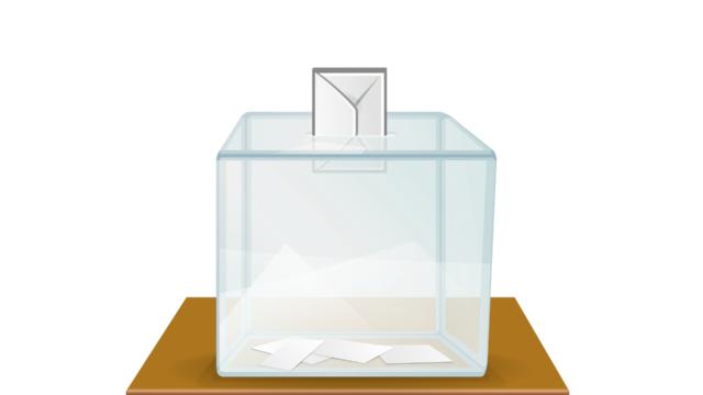 äänestyslaatikko