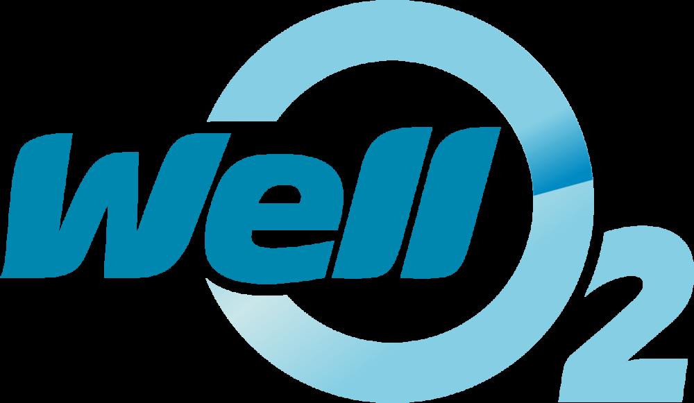 WellO2 logo
